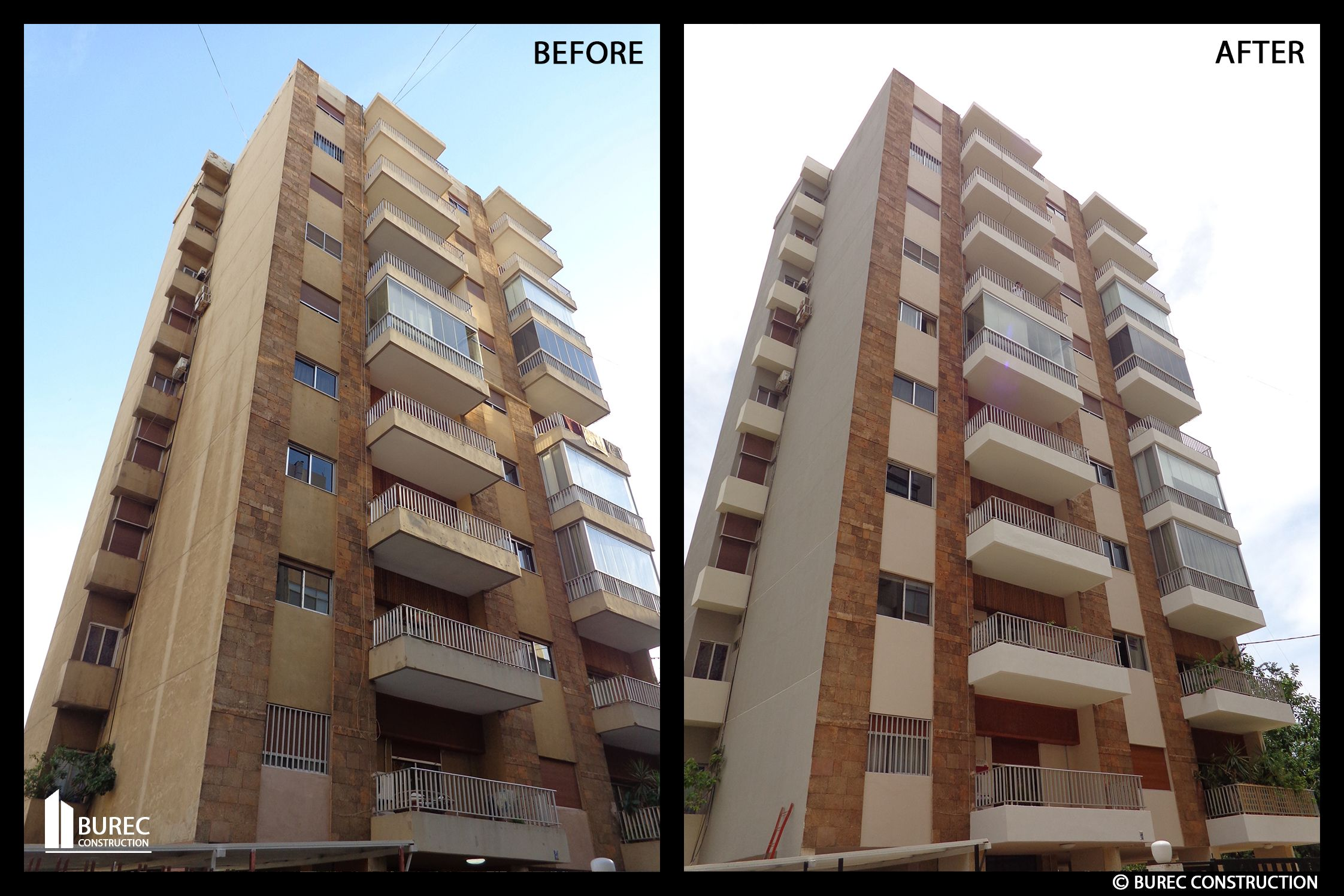 Residential To Commercial Property Before And After